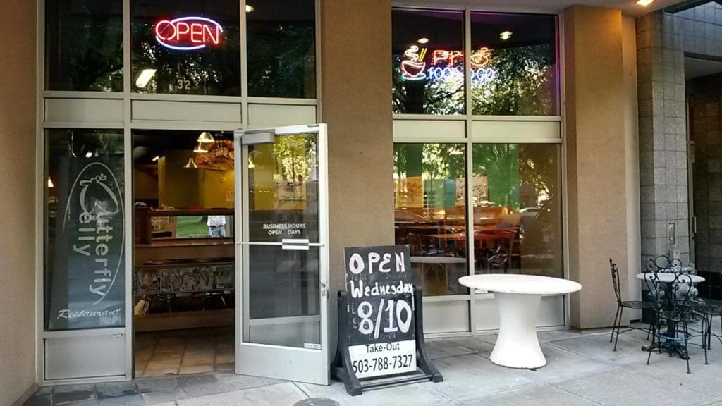 Gluten-Free Restaurants in Portland - Butterfly Belly