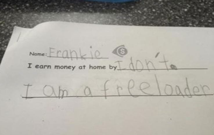 100 Funny Kids That May Have All the Answers in Life (#83 Had Us In Tears)