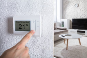 Environmentally Friendly Daily Life - Programmable Thermostat
