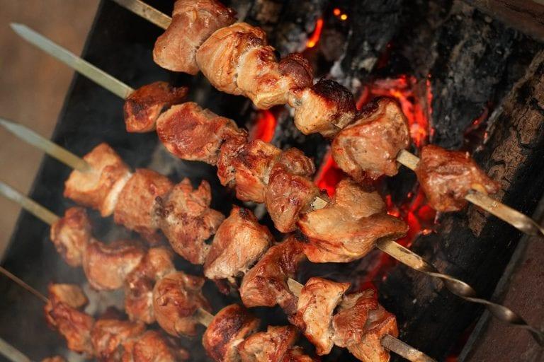 Moroccan appetizers - ketbane
