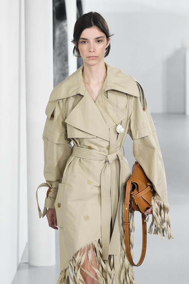 2018 Outerwear Trends: Trench