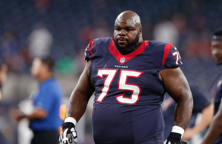 vince wilfork fat athletes