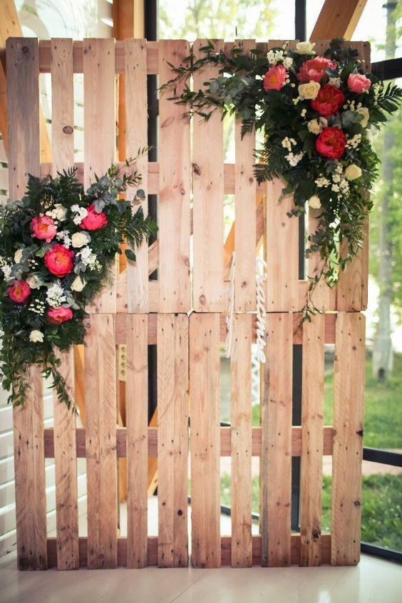 50 Stunning And Unique Wedding Backdrop Ideas