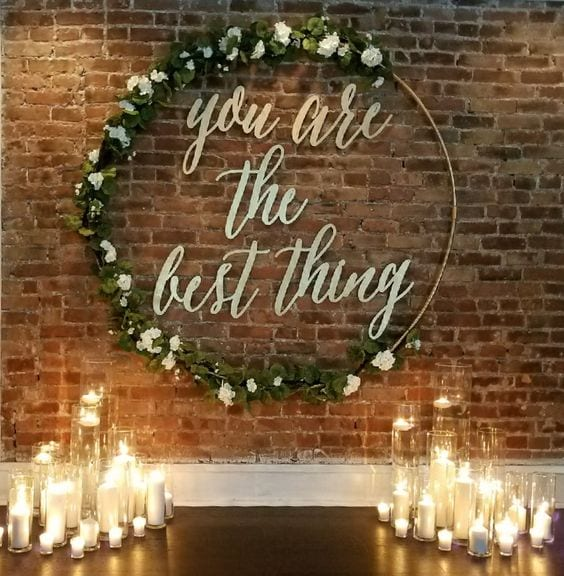 Unique Wedding Ideas.50 Stunning And Unique Wedding Backdrop Ideas Top5
