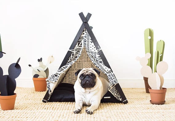 Aztec Dog Teepee Tent  sc 1 st  Top5 & 10 Unique Pet Furniture Pieces Perfect For Your Home - Top5
