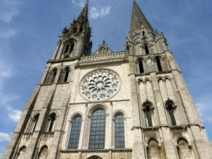 Most Beautiful Cathedral - Chartres