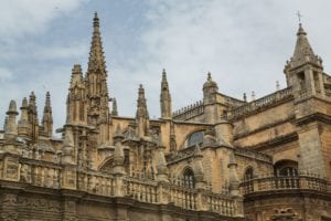 Most Beautiful Cathedrals Seville