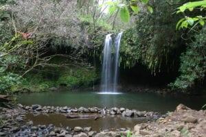 Road to Hana: Twin Falls