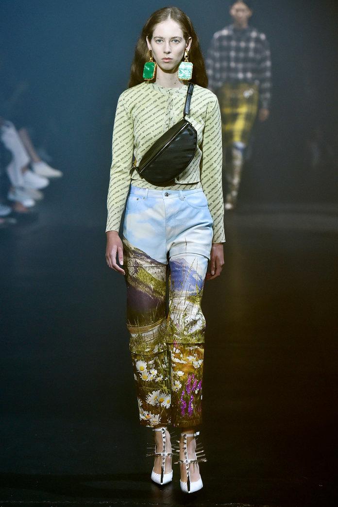Spring Fashion Trends Fanny Pack Balenciaga