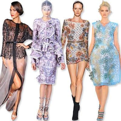 Spring Fashion Trends Modern Romance 2