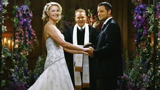 Top 5 TV Weddings That Pointed Us Toward The Altar