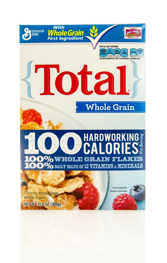 Best . Cereal