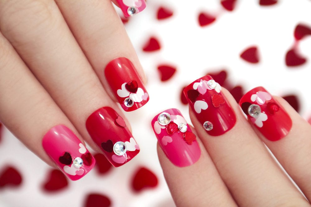 Top 5 Valentine Nail Art Designs To Make You Swoon Top5