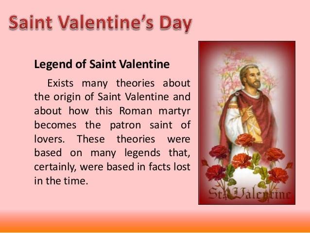 Saint valentine patron saint
