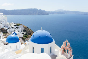 Valentines Day in Europe - Oia - Our Travel Passport