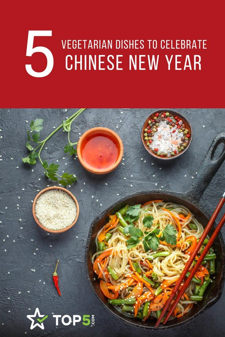 Vegetarian Chinese New Year