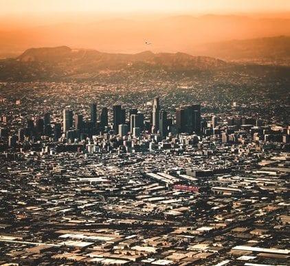 expensive cities LA