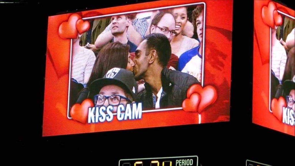 Epic Kiss Cam Fails You Need to See