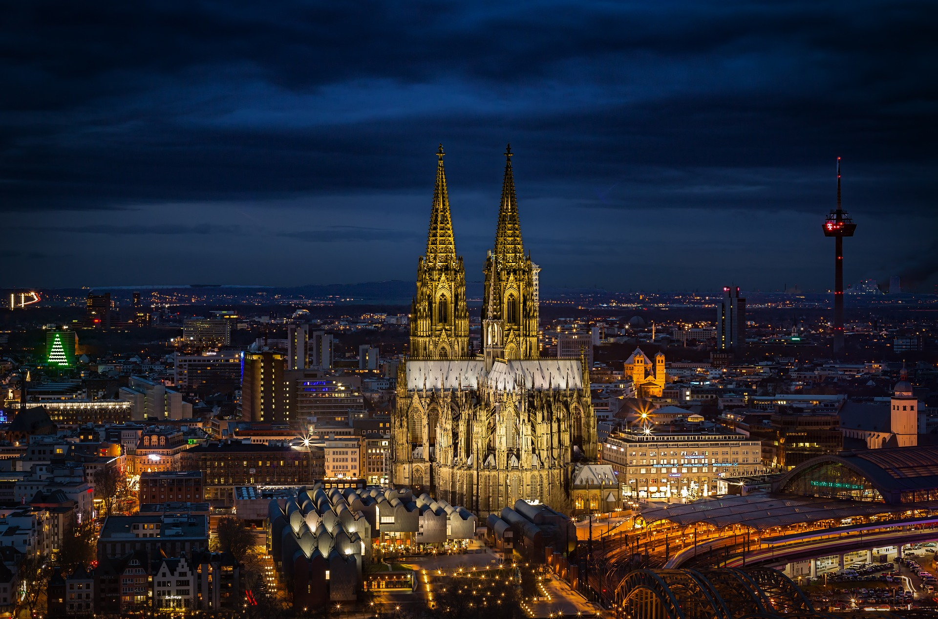 Most Beautiful Cathedral - Germany's Cologne Cathedral