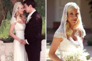 most expensive weddings ori Spelling and Charlie Shanian