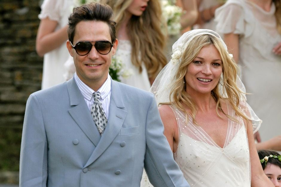 most expensive weddings Kate Moss and Jamie Hince