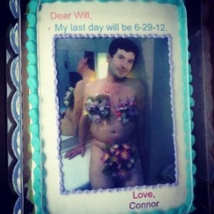 quit in style cake