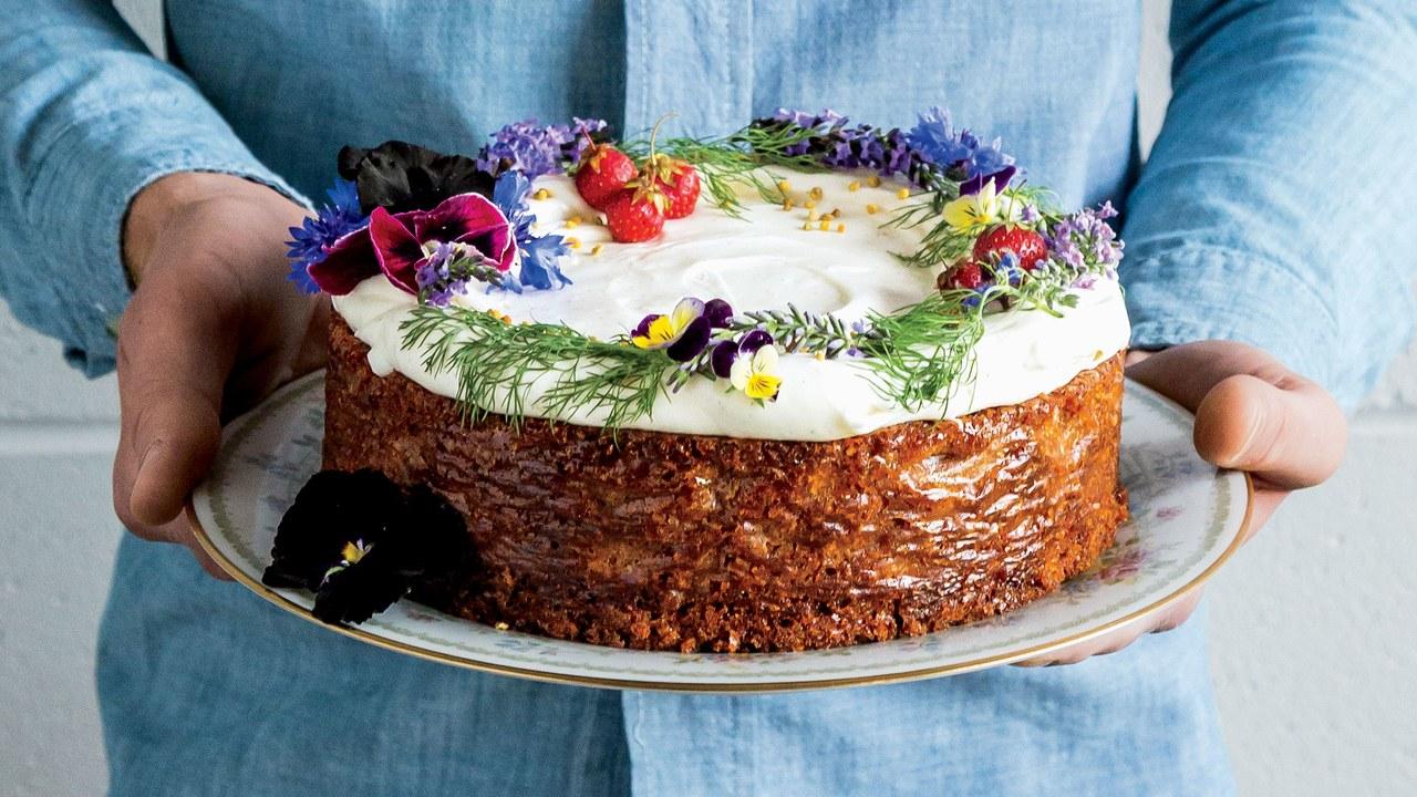 gluten-free desserts honey cake