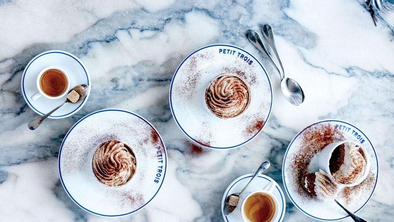 gluten-free desserts chocolate mousse
