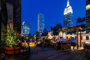 Best Rooftop Bars in NYC - Refinery2