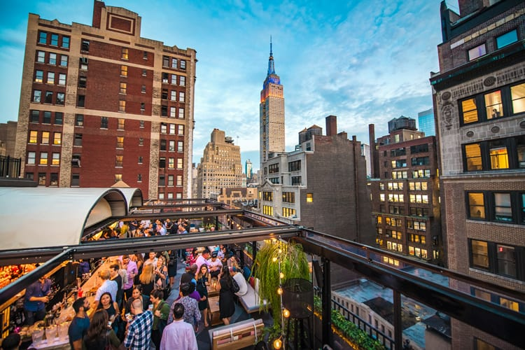 Best Rooftop Happy Hour