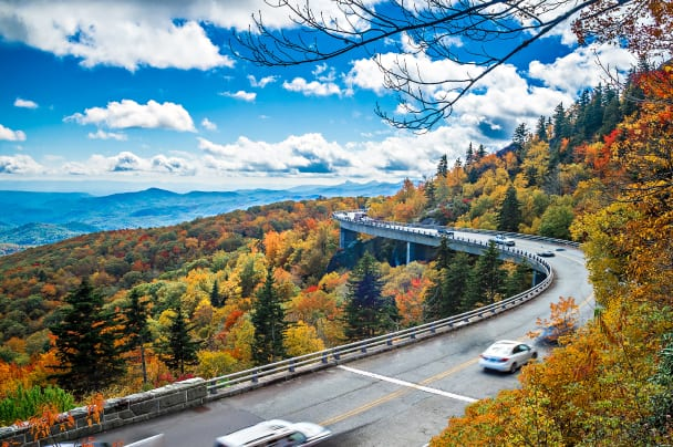 Your Ultimate Road Trip Guide To The Blue Ridge Parkway