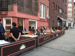 Bottomless Brunch in NYC - Agave
