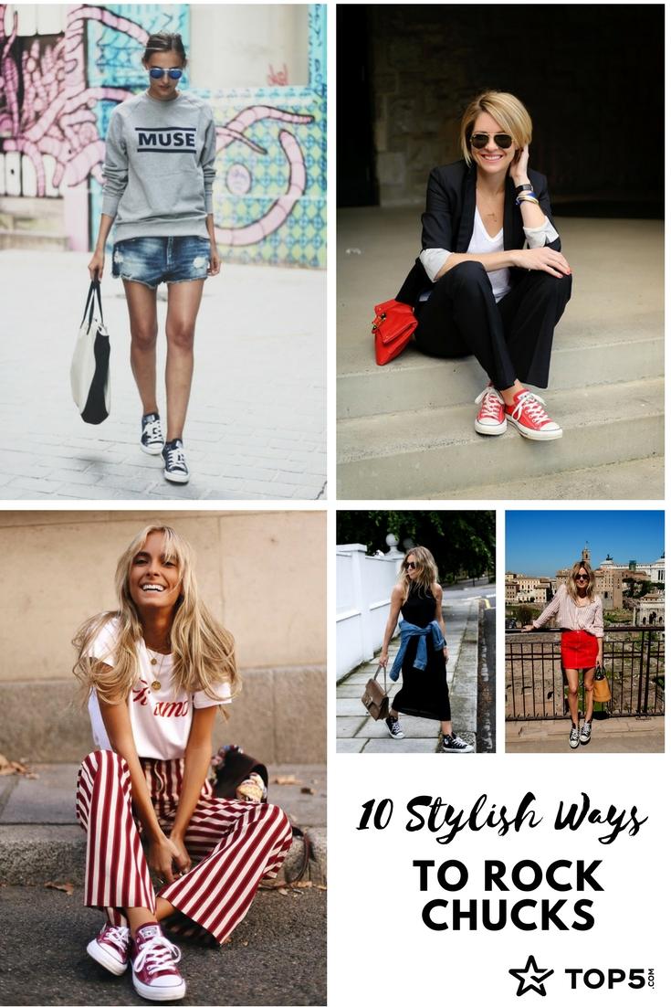 Converse All-Stars Pinterest