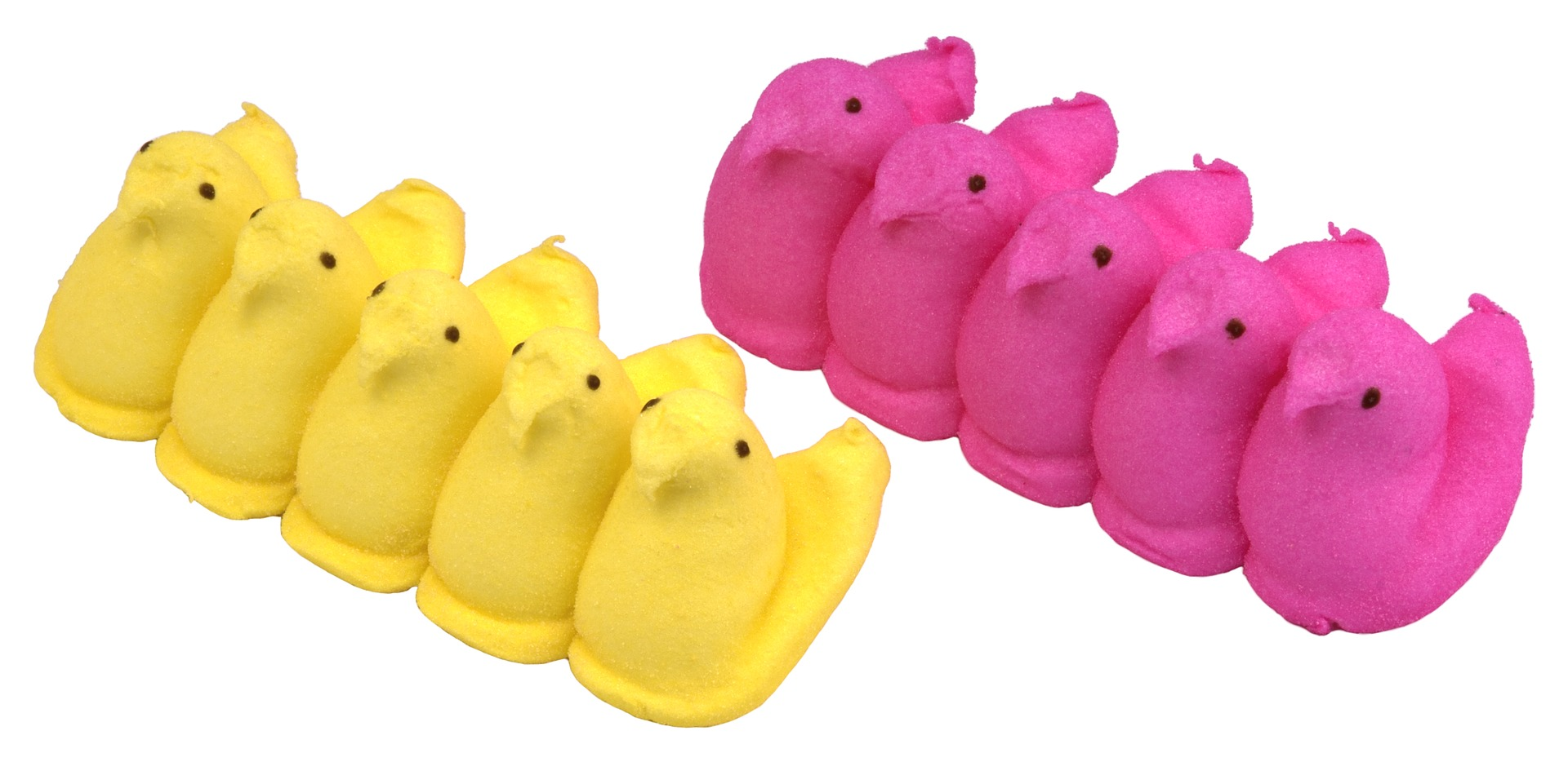 Easter Facts - Peeps