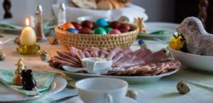 Easter Facts - Foods