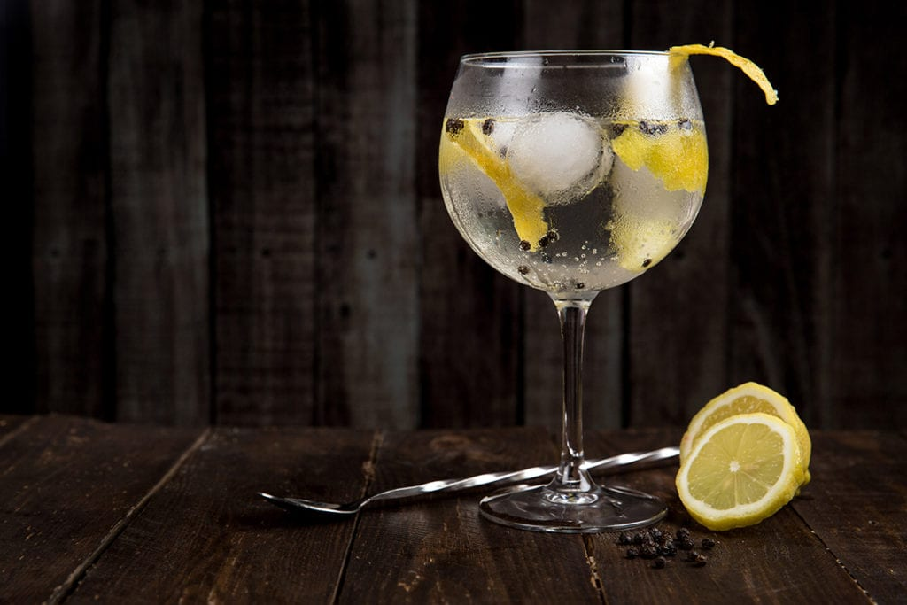 Top 5 Places To Get The Perfect Gin & Tonic In London