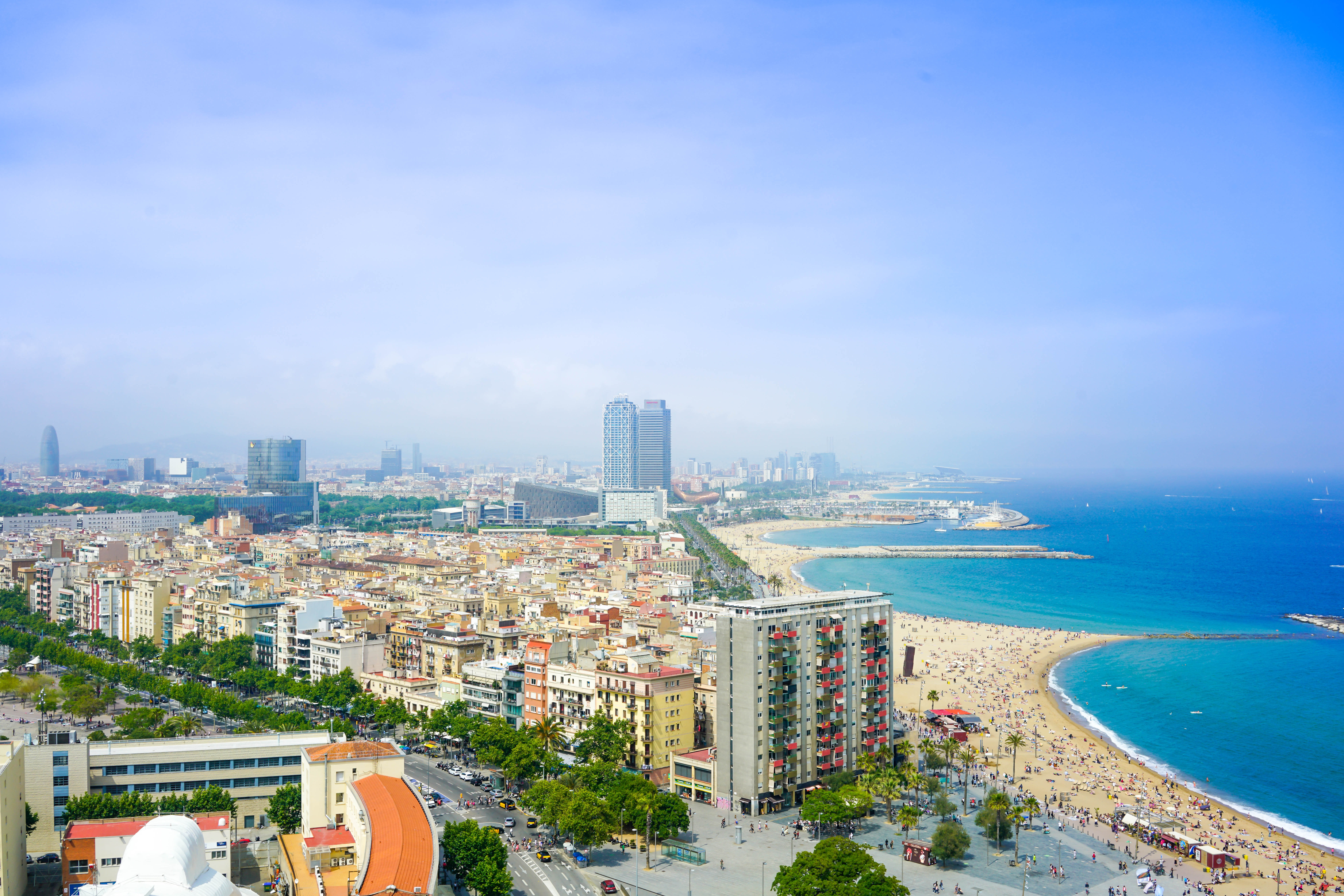 Most Beautiful Places Barcelona