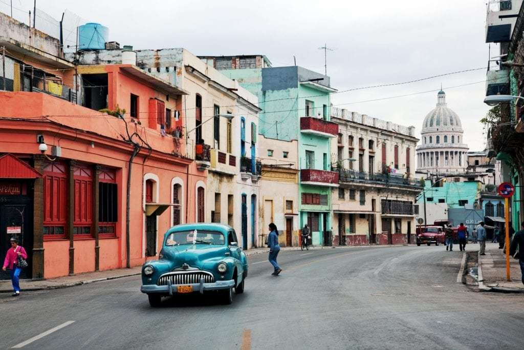 Most Beautiful Places - Havana