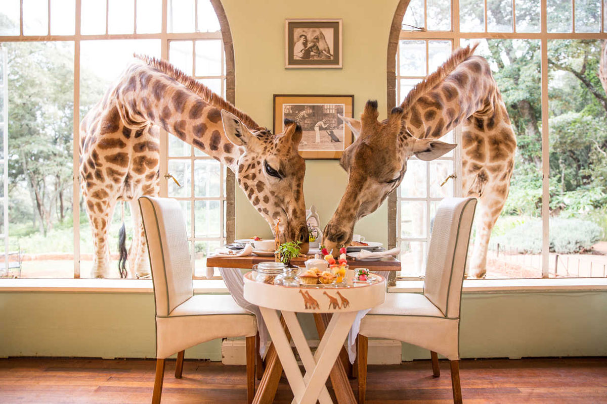 Most beautiful places Kenya