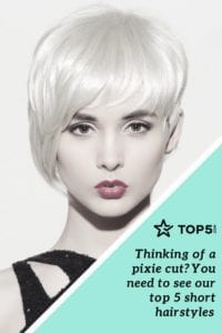 Short Hairstyles Pinterest