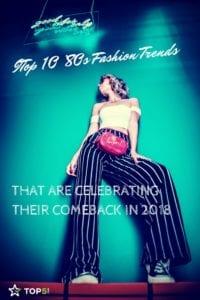80s Fashion Trends Pinterest