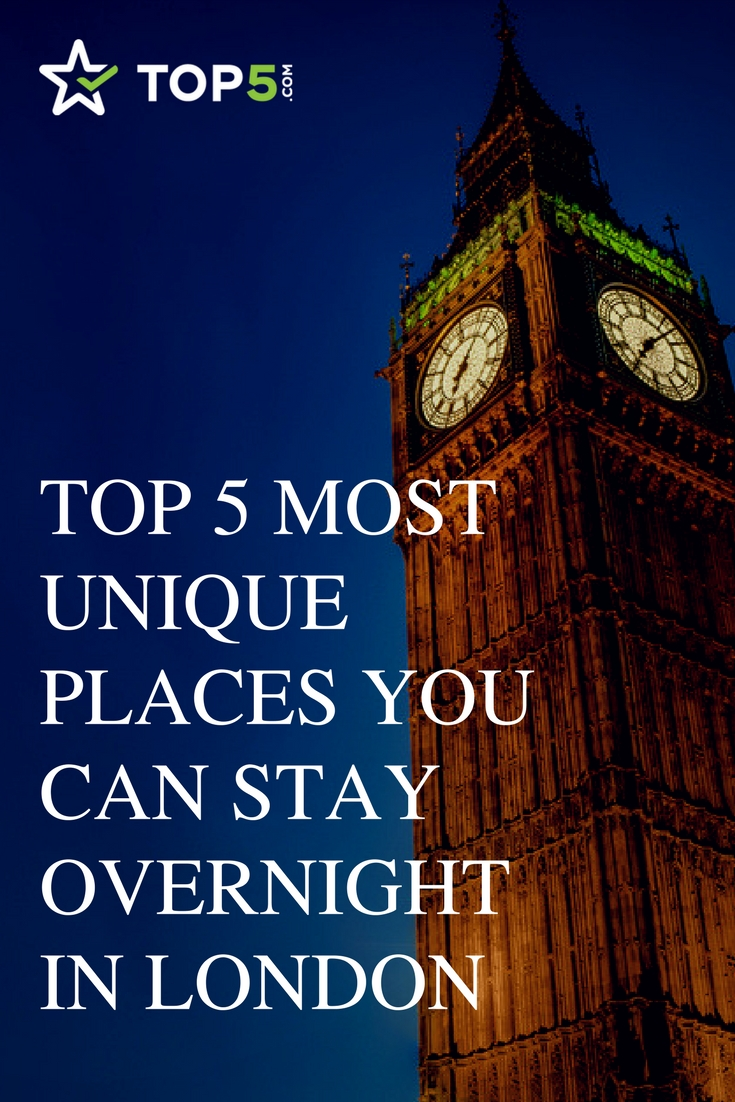 unique London hotels