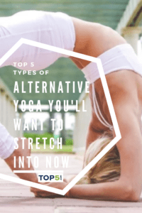 allternative yoga