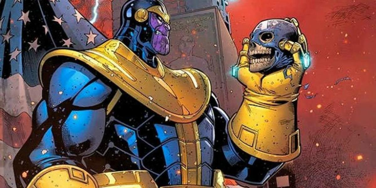 Infinity War Captain Marvel