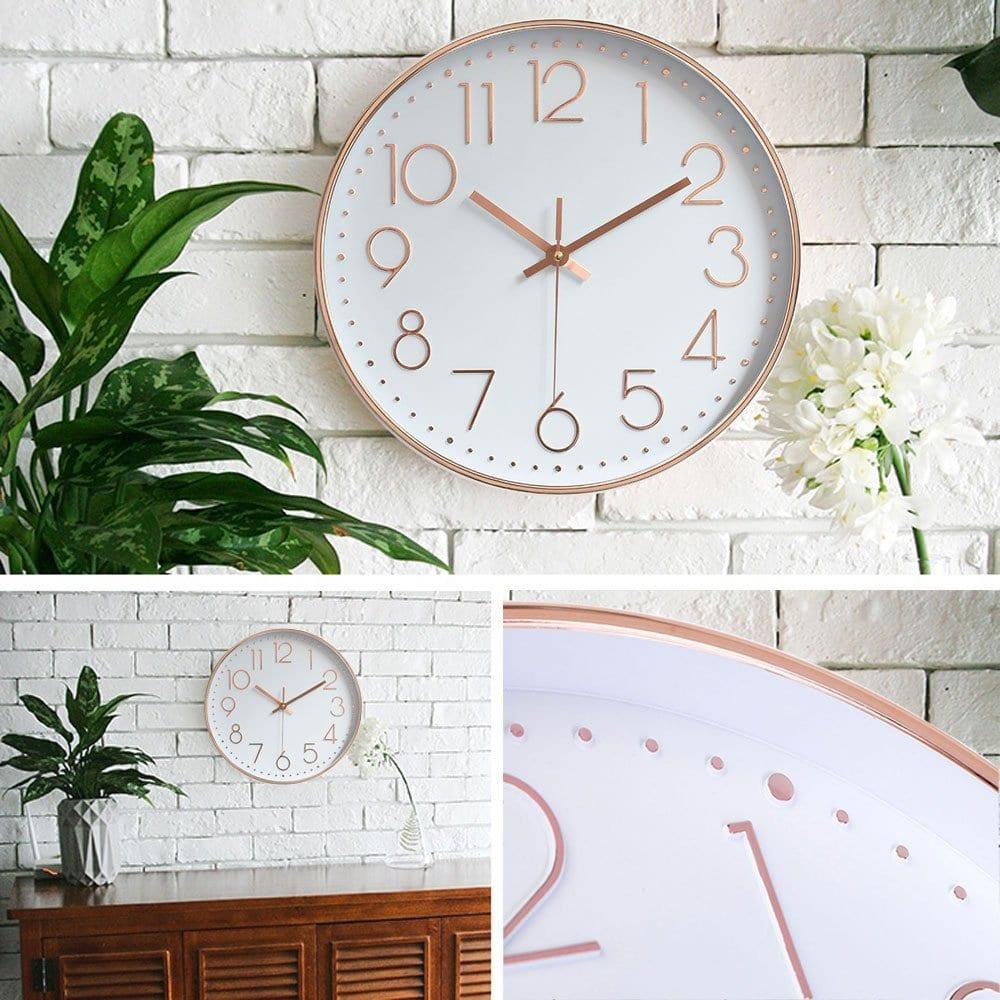 bedroom decoration wall clock