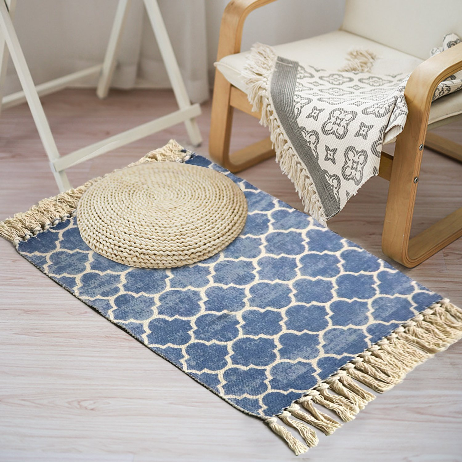 bedroom decoration Handmade Natural Mat