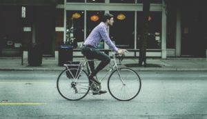 Better the environment - Bike to work