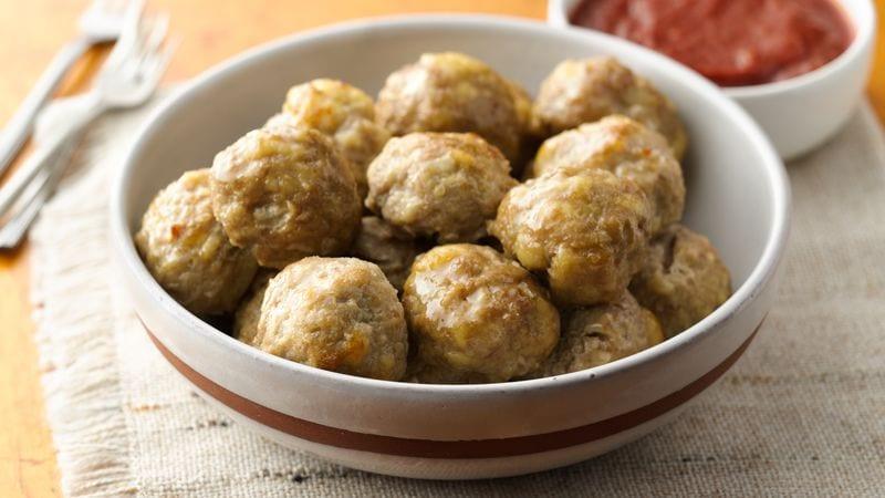 kids recipe turkey meatballs