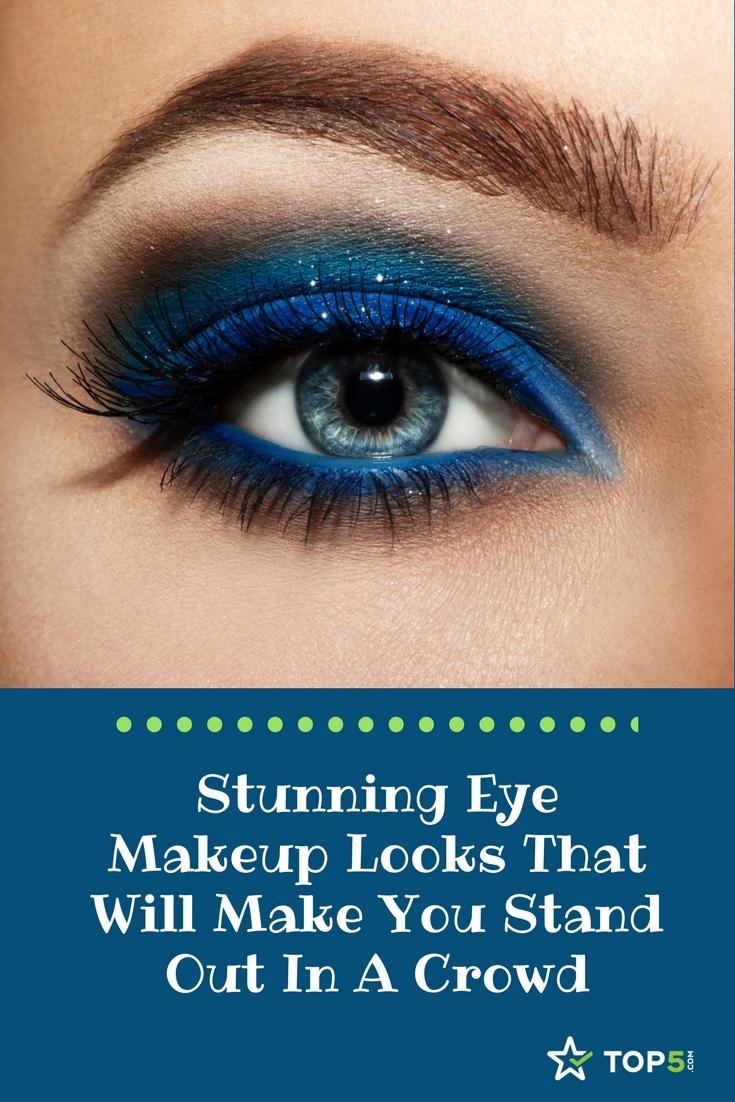 eye makeup looks - Pinterest