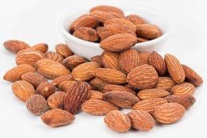 hair growth almonds